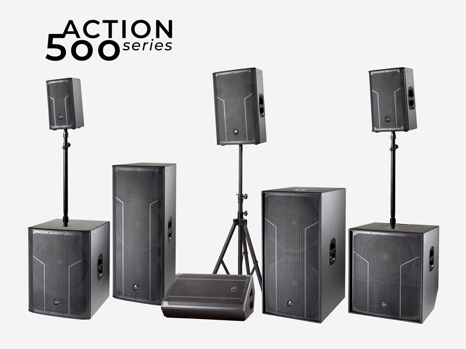 New Action 500 Series