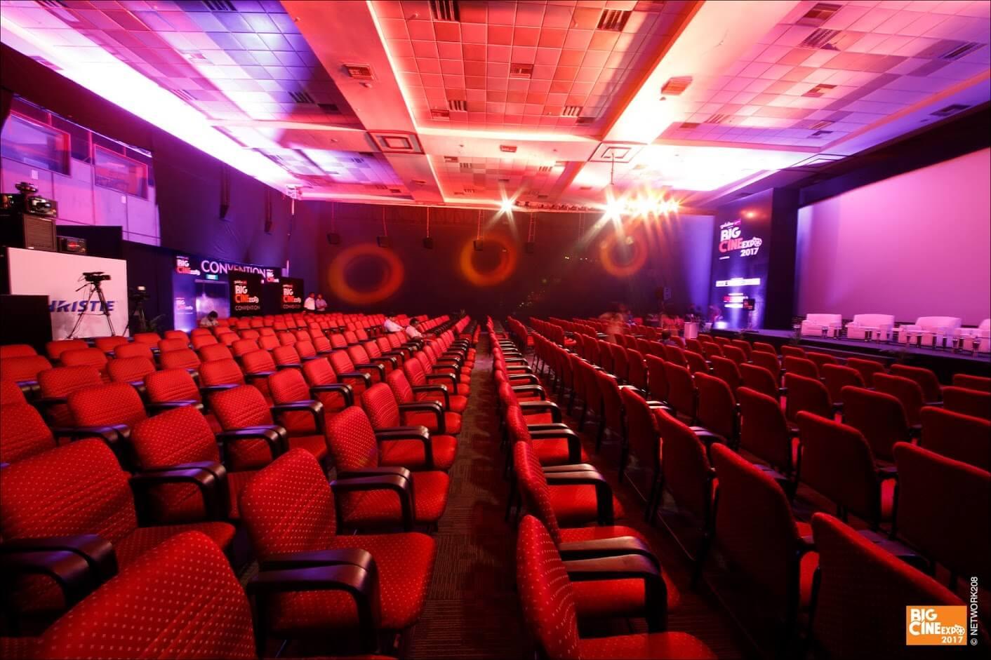 Big Cine Expo 2017